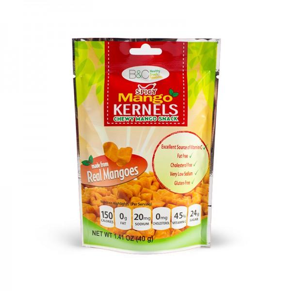 Spicy Mango Kernels