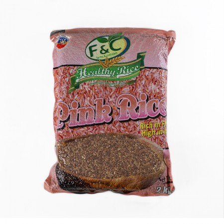 Healthy Rice, Pink, 2 kg