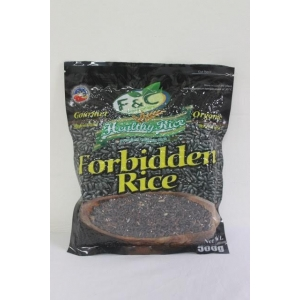 Forbidden (Black) Rice, 500g
