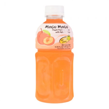 Peach Mogu-Mogu 320ml