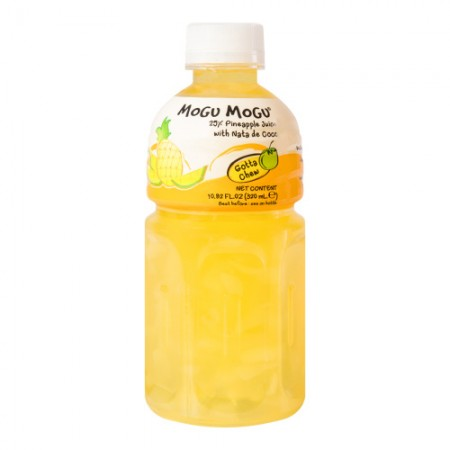 Pineapple Mogu-Mogu 320ml