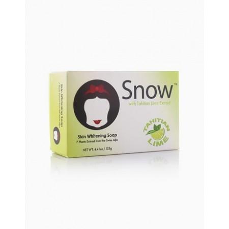 Snow Skin Whitening Yahitian Lime Soap 125g